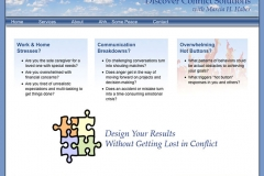 Discover Conflict Solutions