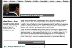 Global Security Group