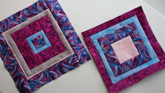 Tutorial: Square in Square Block